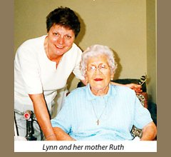 Lynn and Her Mother